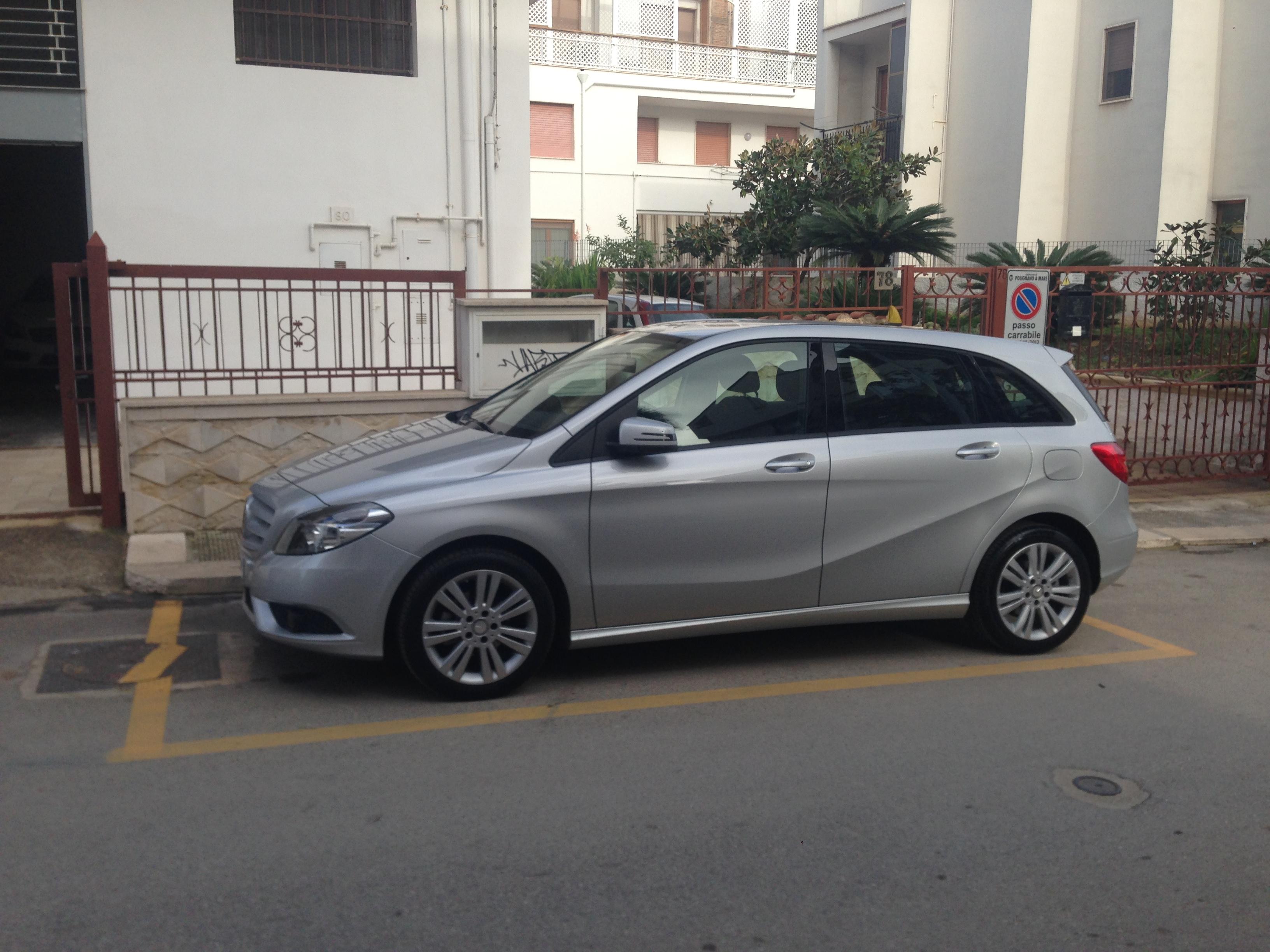 Mercedes classe B Automatica